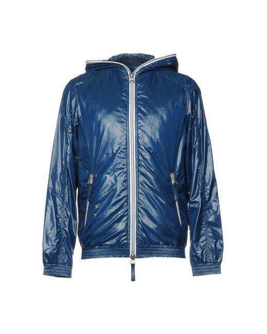 Duvetica - Blue Down Jackets for Men - Lyst