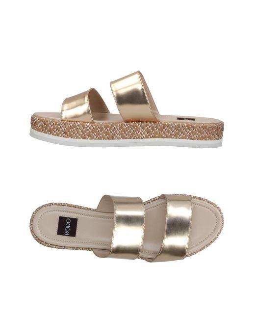 Rodo - Multicolor Sandals - Lyst