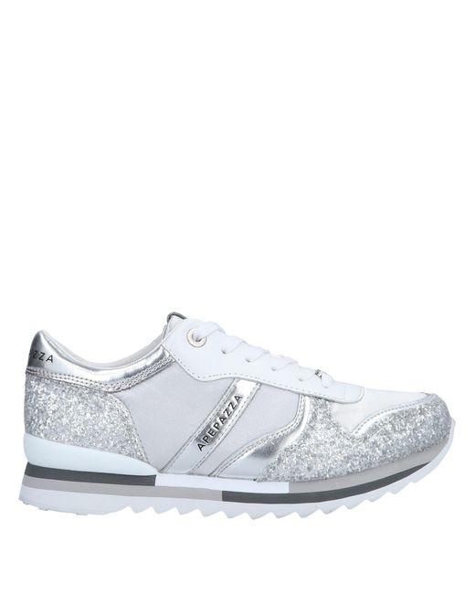 Apepazza - Metallic Low-tops & Sneakers - Lyst