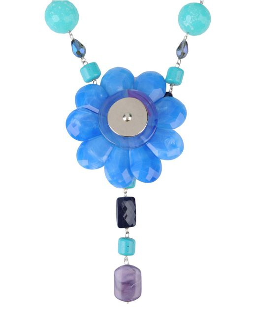 Marina Fossati - Blue Necklace - Lyst