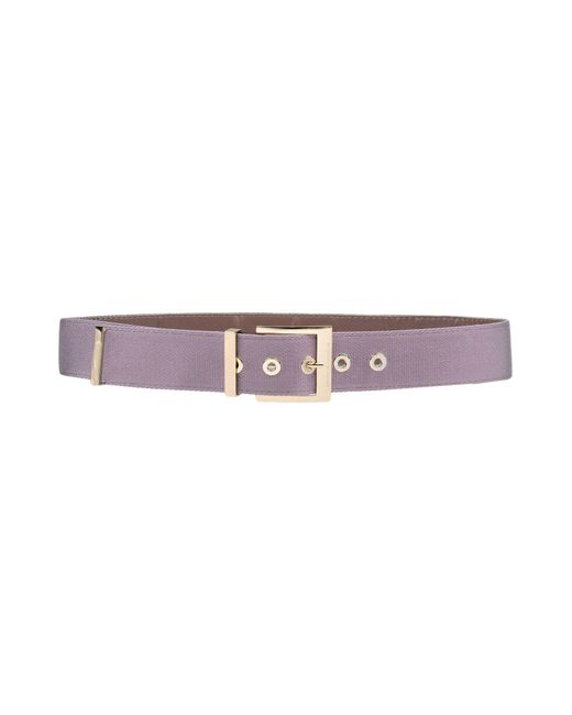 Elisabetta Franchi - Brown Belts - Lyst