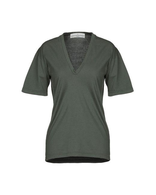 Golden Goose Deluxe Brand - Green T-shirt - Lyst