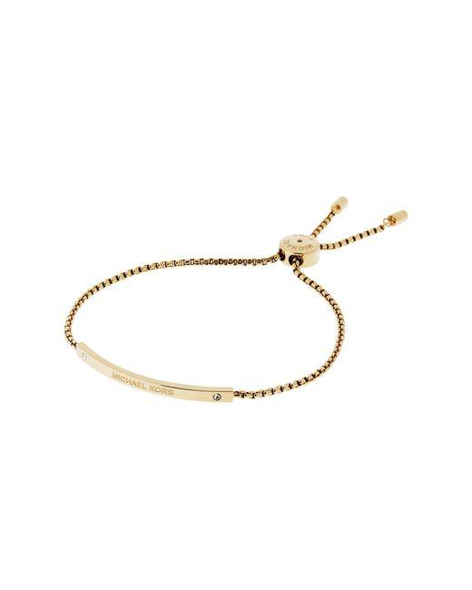 Michael Kors - Metallic Bracelets - Lyst