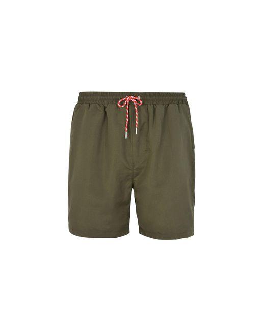 Rvlt - Green Swim Trunks for Men - Lyst