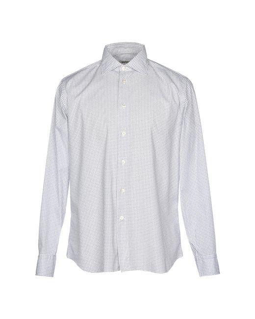 Roda - White Shirt for Men - Lyst