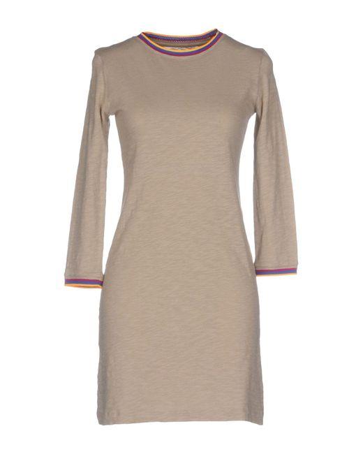 DRESSES - Knee-length dresses Majestic Filatures AtzaTg