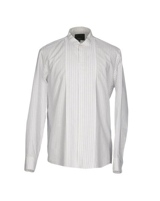 Amen - White Shirt for Men - Lyst