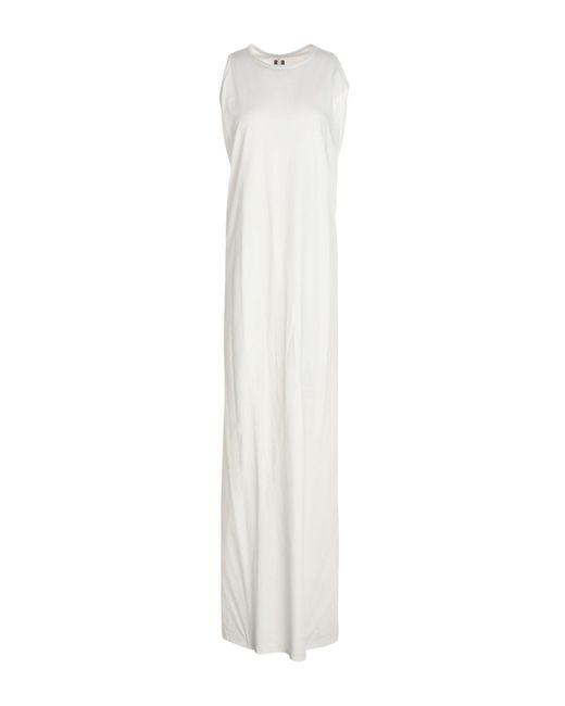 DRKSHDW by Rick Owens - Gray Long Dresses - Lyst