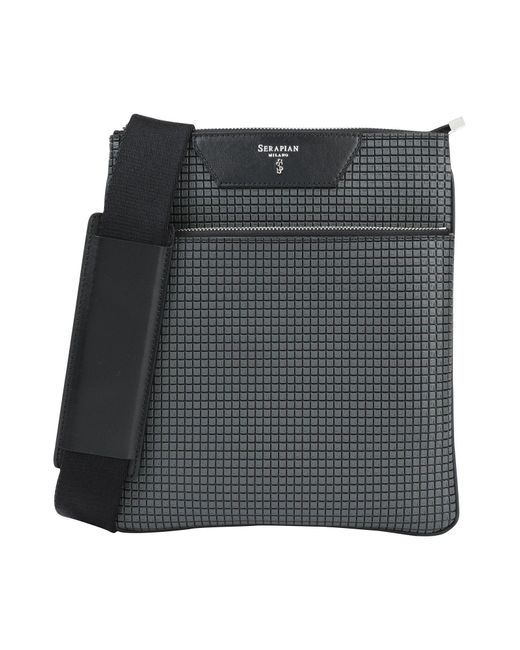 Serapian - Gray Cross-body Bag for Men - Lyst