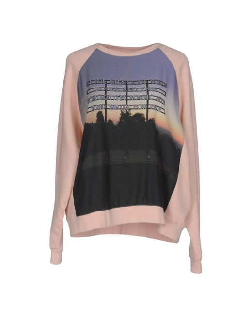 Each x Other | Pink Sweatshirt | Lyst
