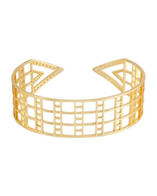 Arme De L'Amour - Metallic Bracelet - Lyst