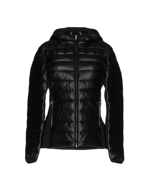 Napapijri - Black Jacket - Lyst