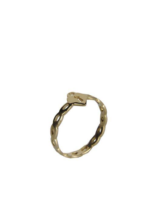 Tatty Devine - Metallic Ring - Lyst