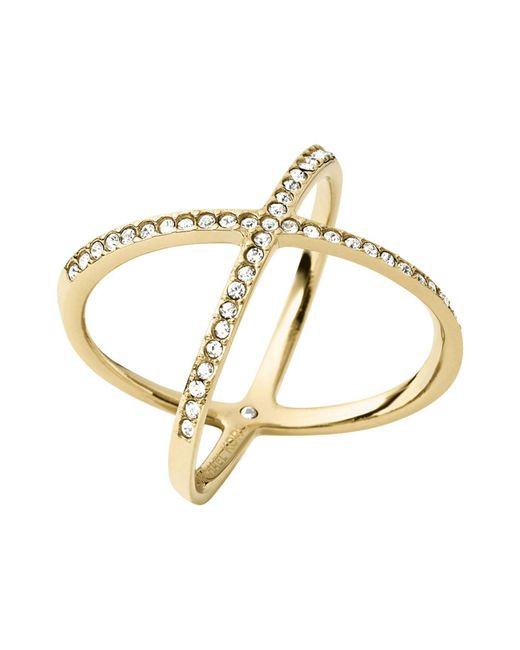 Michael Kors - Metallic Rings - Lyst