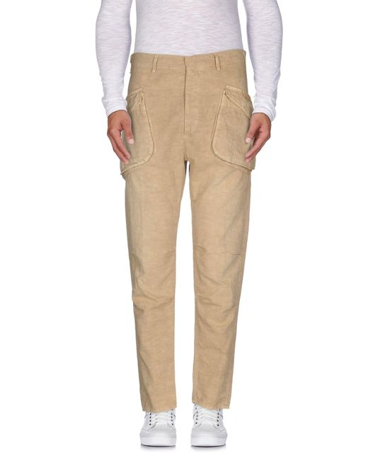 People - Natural Casual Pants for Men - Lyst