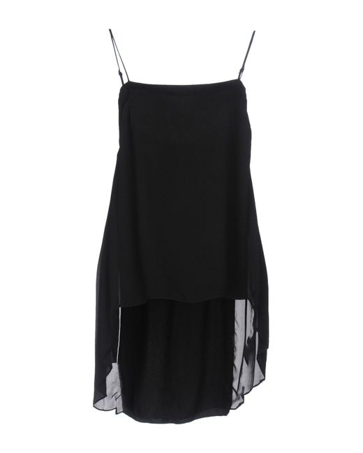 Adam Lippes - Black Top - Lyst