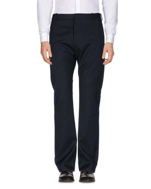 Balenciaga - Black Casual Trouser for Men - Lyst