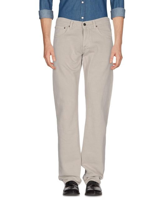 Gilded Age - Gray Casual Trouser for Men - Lyst