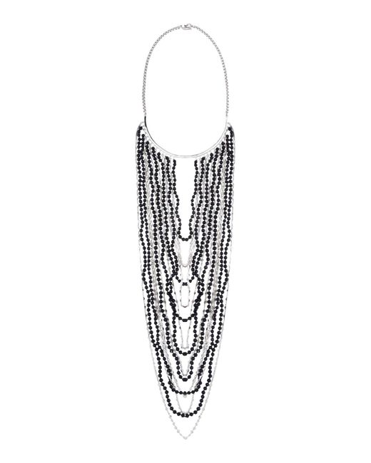 Eddie Borgo - Black Necklace - Lyst