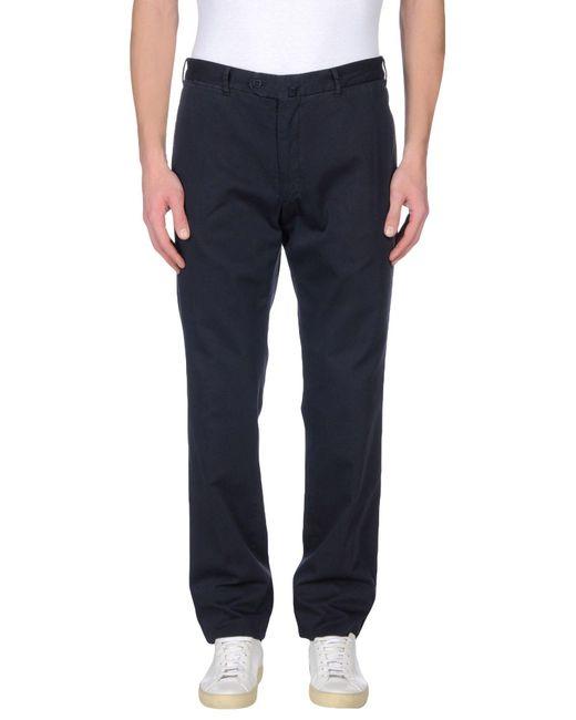 Valentini - Black Casual Trouser for Men - Lyst