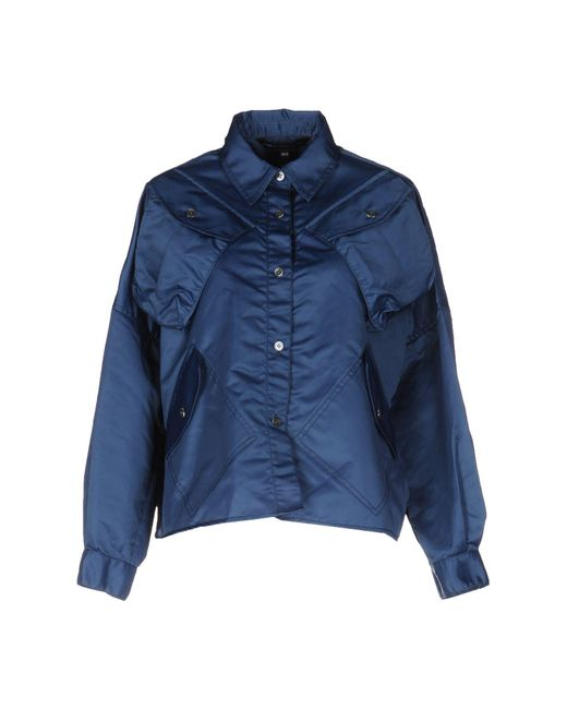 Marc By Marc Jacobs - Blue Jackets - Lyst