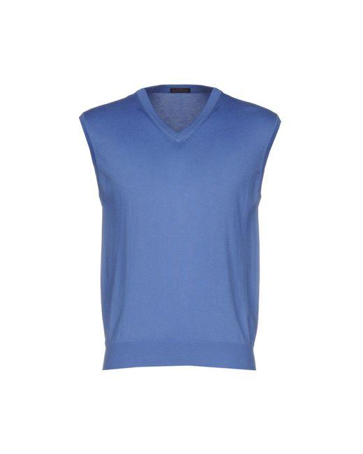Ballantyne - Blue Sweater for Men - Lyst