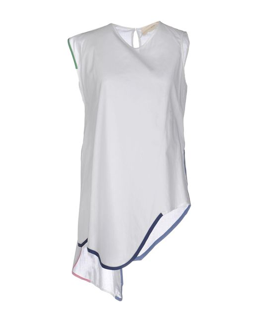 Ports 1961 - White Top - Lyst