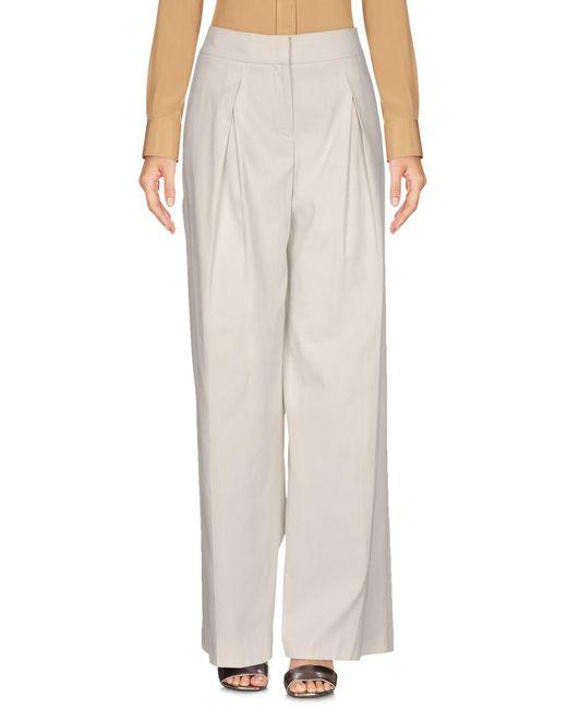 Incotex - White Casual Trouser - Lyst