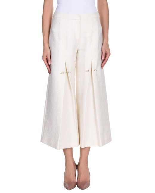 Mother Of Pearl - White 3/4 Length Skirt - Lyst
