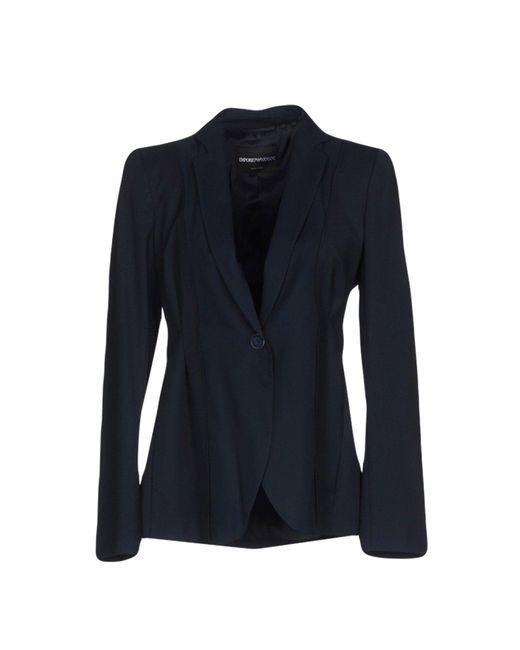 Emporio Armani Blue Blazer