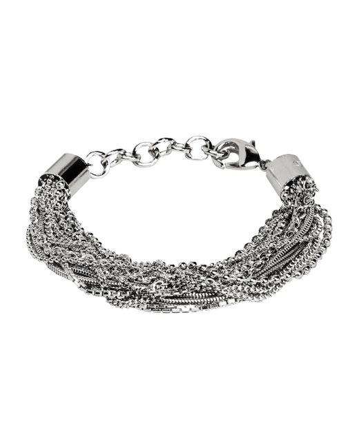 MM6 by Maison Martin Margiela | Metallic Bracelets | Lyst