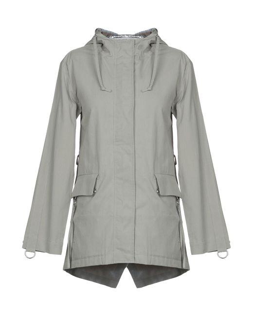 Kilt Heritage - Gray Overcoat - Lyst