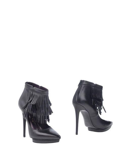 Marc Ellis - Black Ankle Boots - Lyst