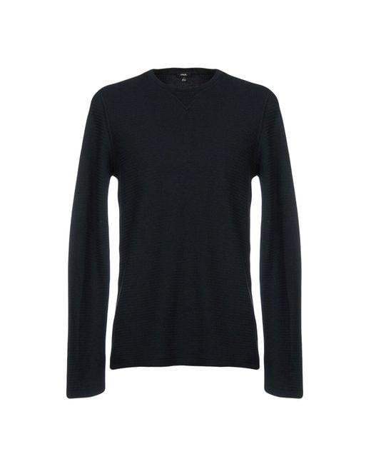 Vince - Blue Sweater for Men - Lyst