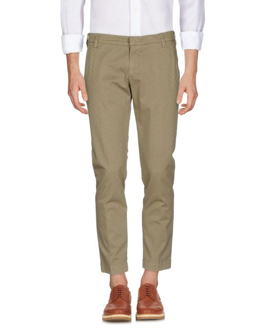 Entre Amis - Natural Casual Trouser for Men - Lyst