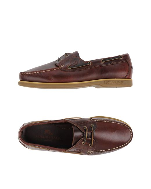 Lumberjack - Brown Loafer for Men - Lyst