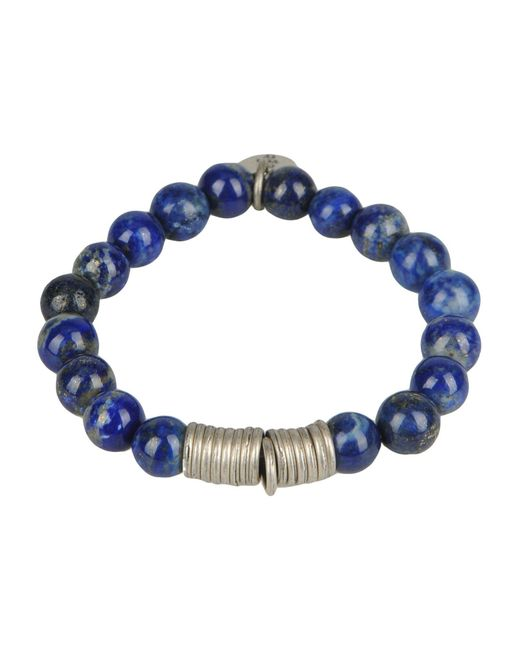 Eleventy - Blue Bracelet for Men - Lyst