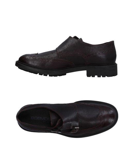 Boemos   Black Loafer for Men   Lyst