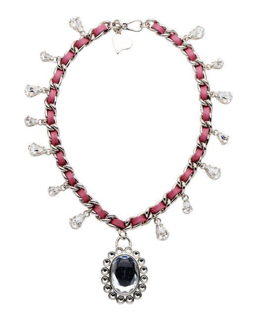 Miu Miu - Purple Bracelet - Lyst