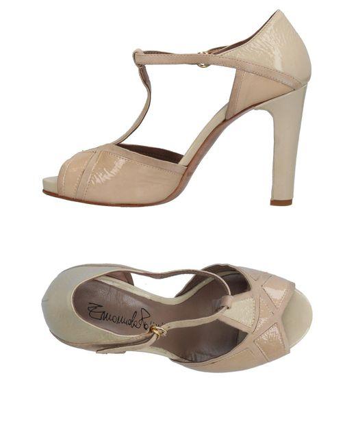 Emanuela Passeri   Natural Sandals   Lyst