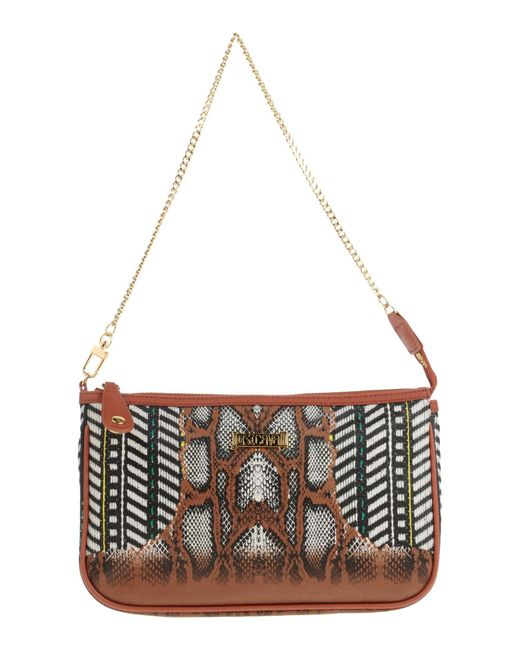 Just Cavalli - Brown Handbag - Lyst