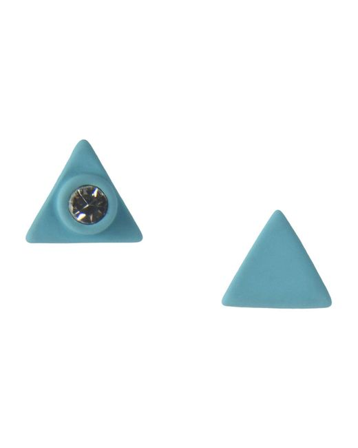 Marc By Marc Jacobs | Blue Earrings | Lyst