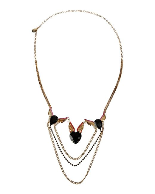 Roberto Collina | Metallic Necklace | Lyst