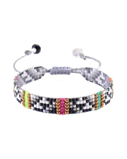 Mishky - White Bracelet - Lyst