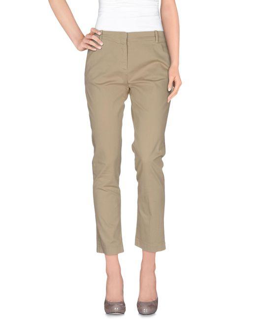 Aspesi | Gray Casual Trouser | Lyst