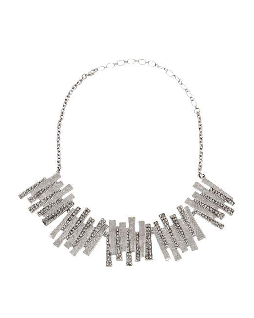 Ca&Lou   Metallic Necklace   Lyst