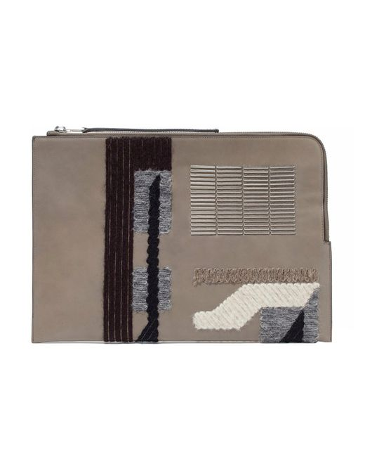 Rick Owens - Gray Work Bags - Lyst