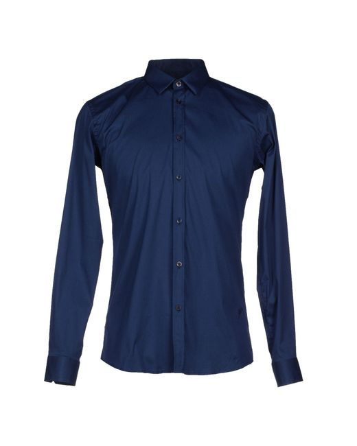 Billtornade - Blue Shirt for Men - Lyst