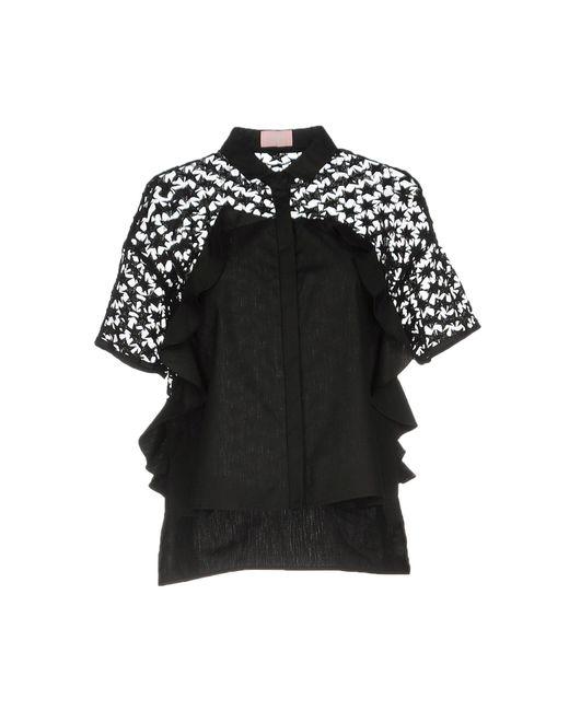 Giamba | Black Shirt | Lyst