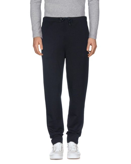 PS by Paul Smith - Blue Casual Pants for Men - Lyst